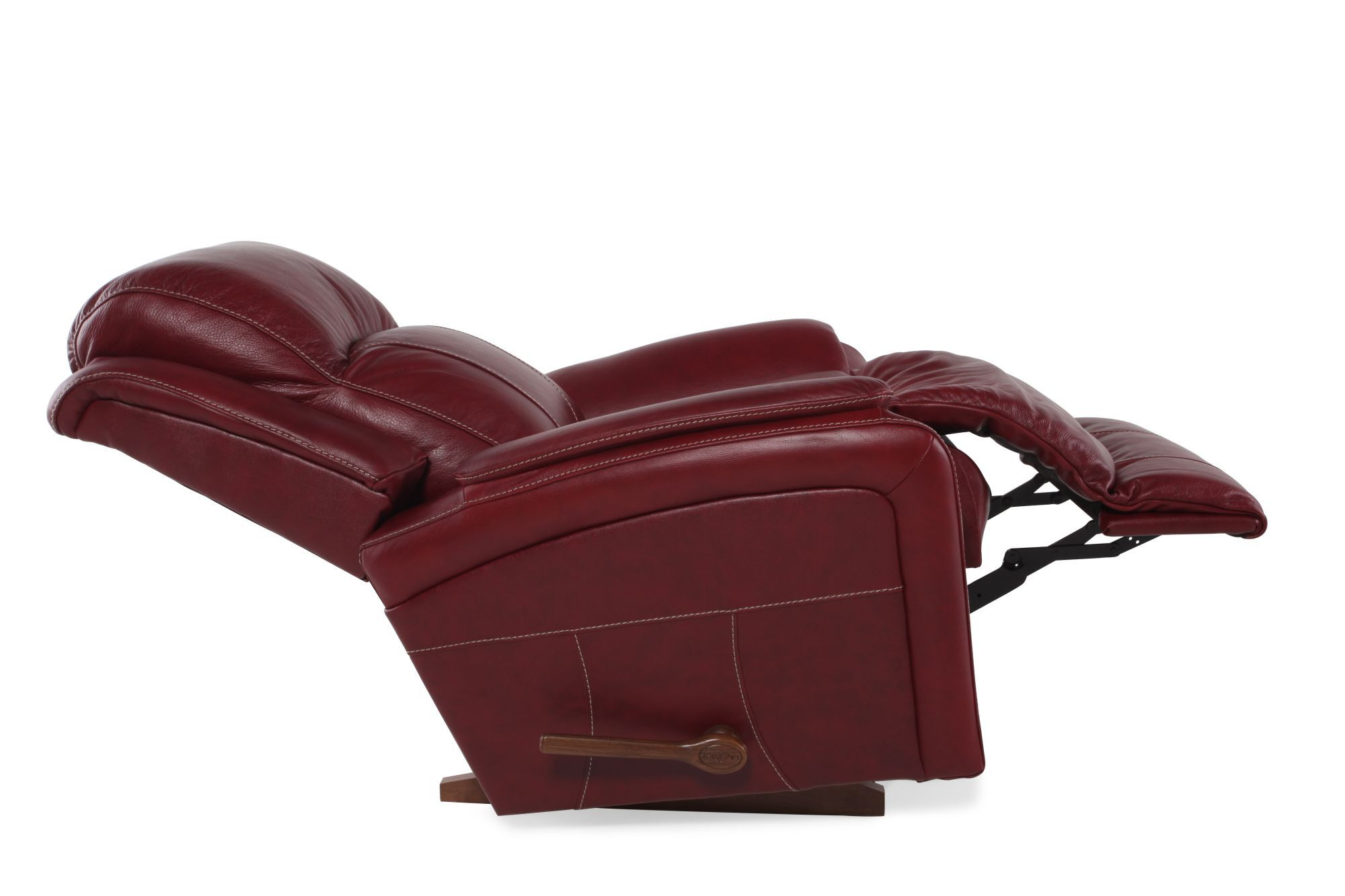 lazboy barrett fire rocker recliner