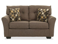 Ashley Tibbee Slate Loveseat