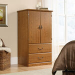 MB Home Presidency Carolina Oak Armoire