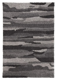Ashley Pasternak Black/Gray Medium Rug