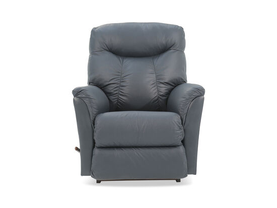 "36"" Recliner in Blue"