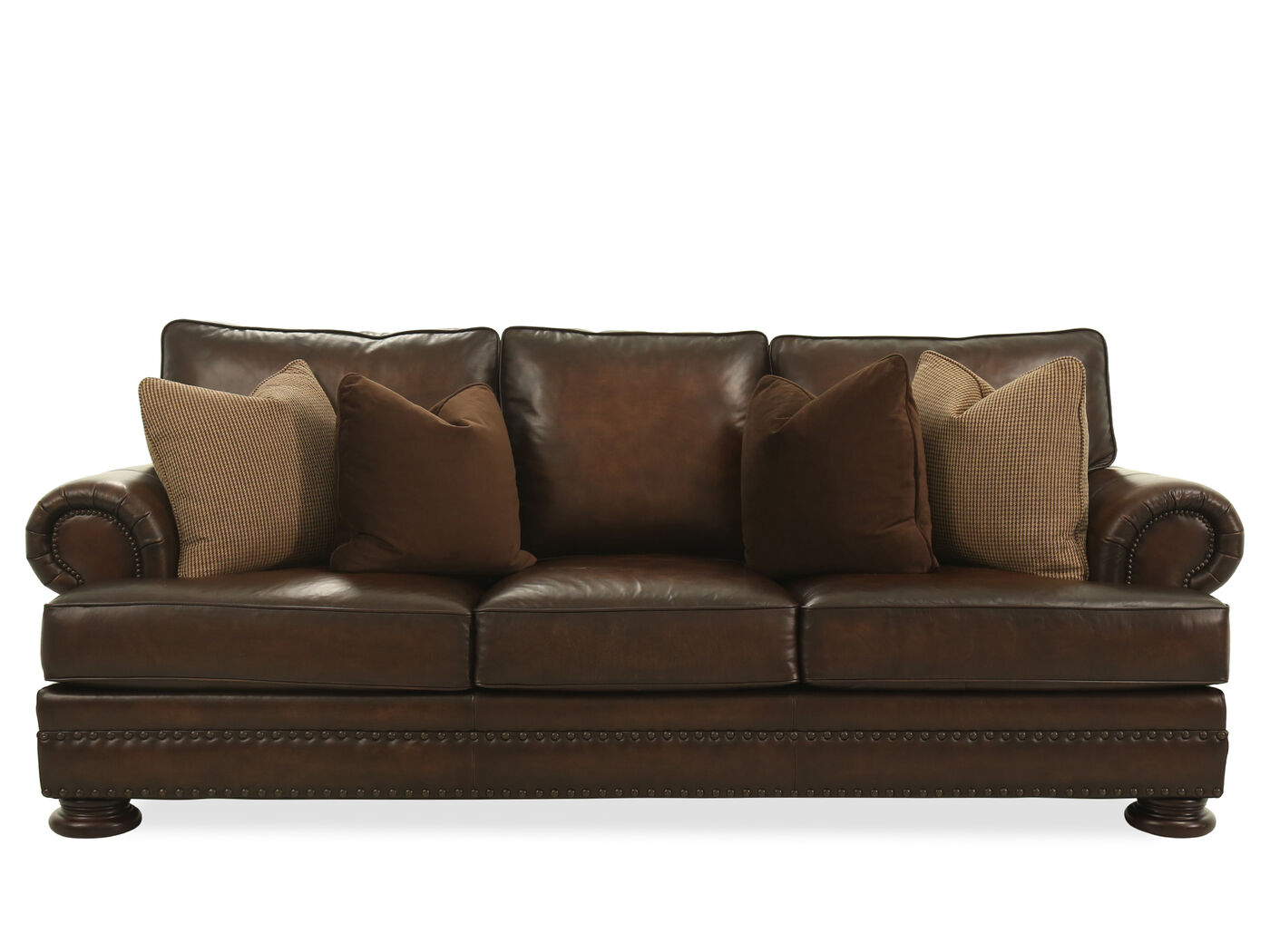 Mathis Brothers Bernhardt Leather Sofas 28 Images