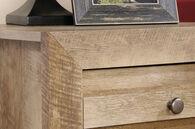 "24.5"" Traditional Nightstandin Craftsman Oak"