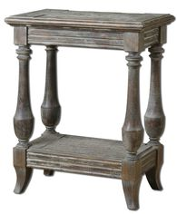 Uttermost Mardonio Distressed Side Table
