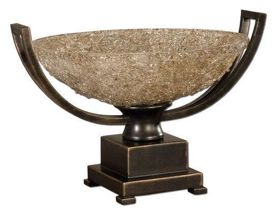 Decorative Centerpiece in Bronze