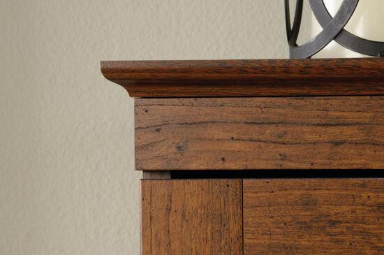 """66"""" Traditional Armoirein Washington Cherry"""
