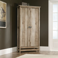 MB Home Canary Lane Lintel Oak Storage Cabinet