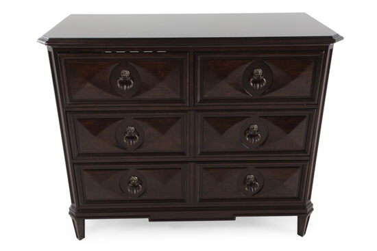 "42"" Traditional Media Chest in Sella"