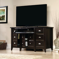 MB Home Malibu Jamocha Wood Entertainment Credenza
