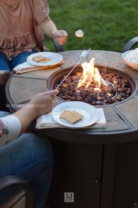 Ashley Predmore Round Fire Pit