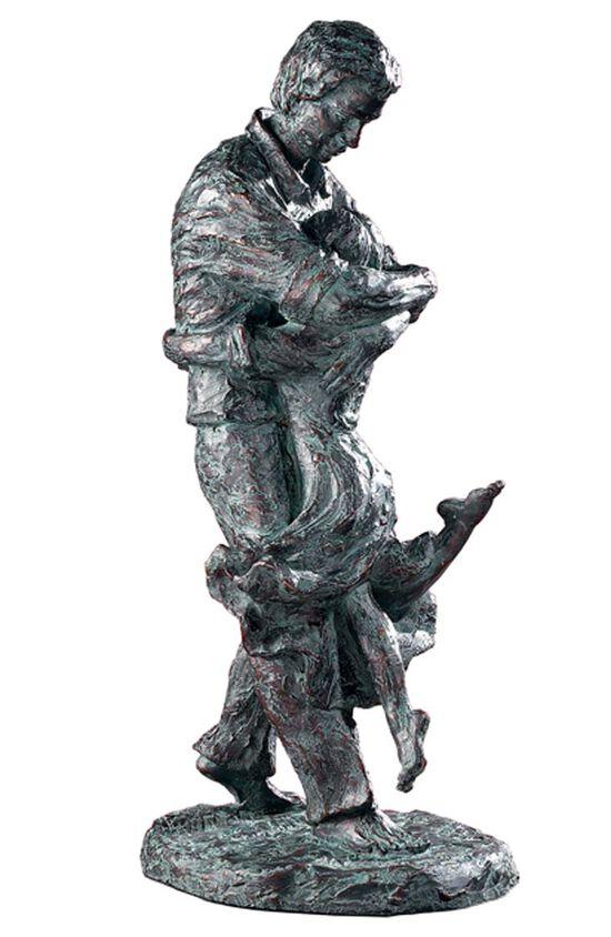 Human Figurine in Bronze