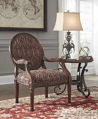 Ashley Vanceton Garnet Accent Chair