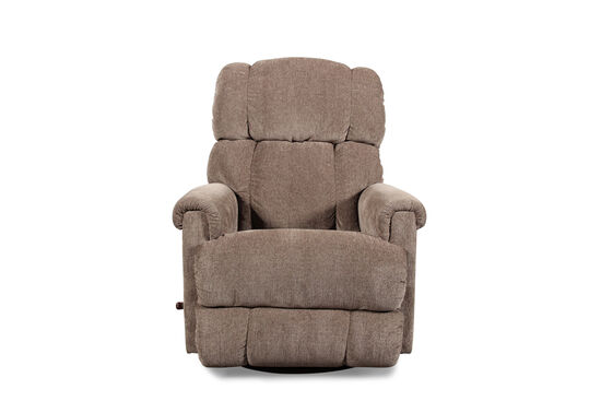 "Contemporary 33"" Wall Recliner in Tobacco"