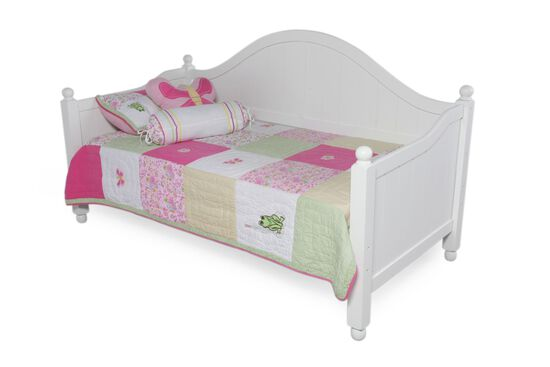 Arched Youth Daybed in White
