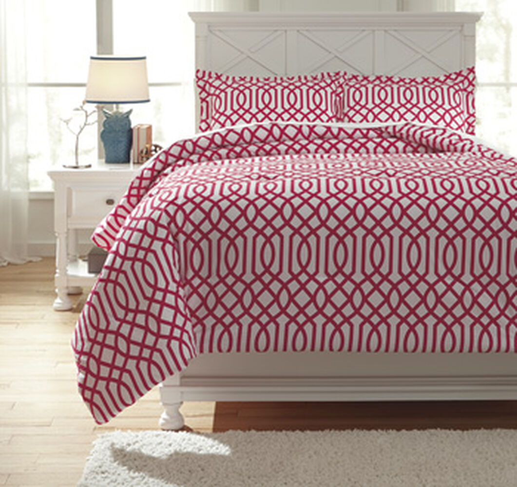 gray grey quatrefoil charcoal comforter p fab sets total trellis geometric bedding embroidery