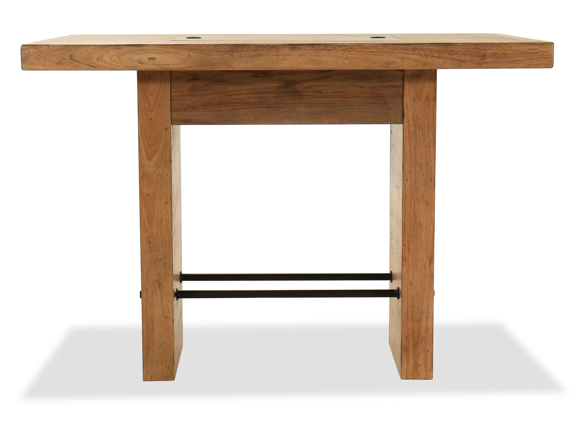 Genial Images Traditional 42u0026quot; Bar Table ...