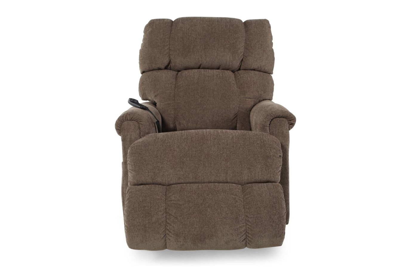 Green La Z Boy Lift Chair Recliner With Heat And Massage