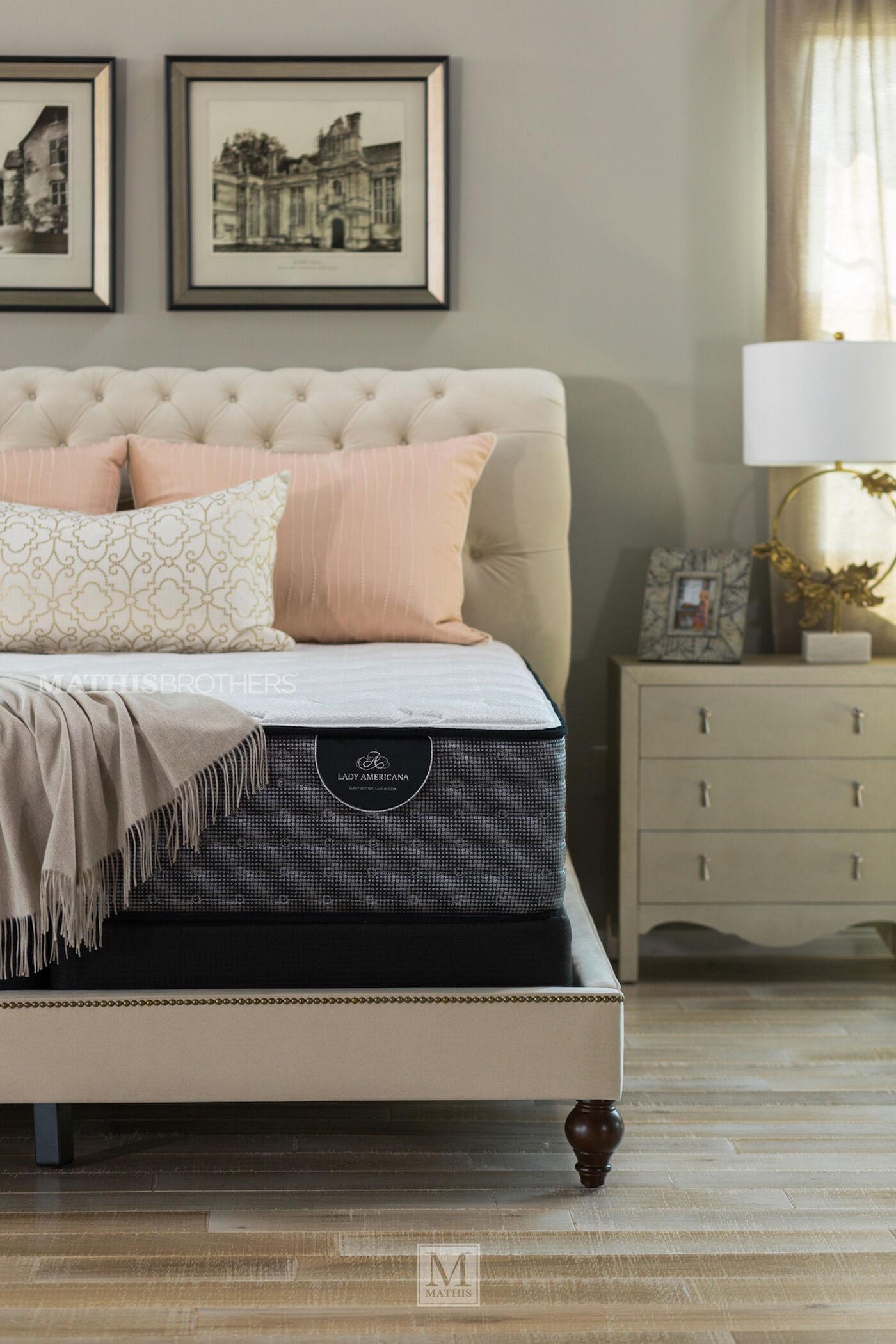 Lady Americana Helen Firm Mattress Mathis Sleep Center