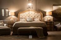 Hooker Solana Californa King Upholstered Bed