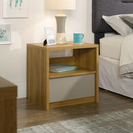MB Home Fusionville Pale Oak Night Stand
