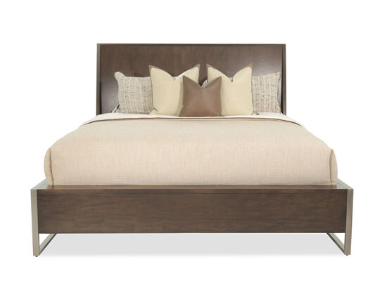A.R.T. Furniture Neville Queen Espresso Shelter Bed