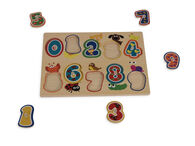 Little Moppet Wooden Puzzle