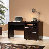 MB Home Middleton Jamocha Wood Desk