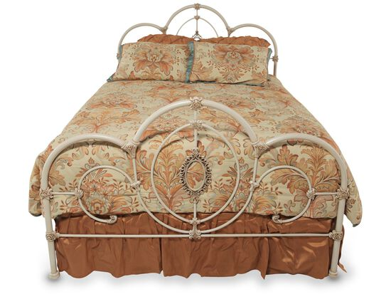 Hillsdale Victoria Twin Bed