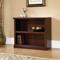 MB Home Genesis Select Cherry 2-Shelf Bookcase