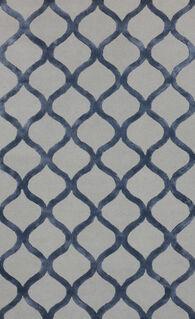 Lb Rugs|14-561 (aa)|Hand Tufted Wool/viscose 5' X 8'|Rugs