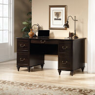 MB Home Versailles Jamocha Wood Computer Desk
