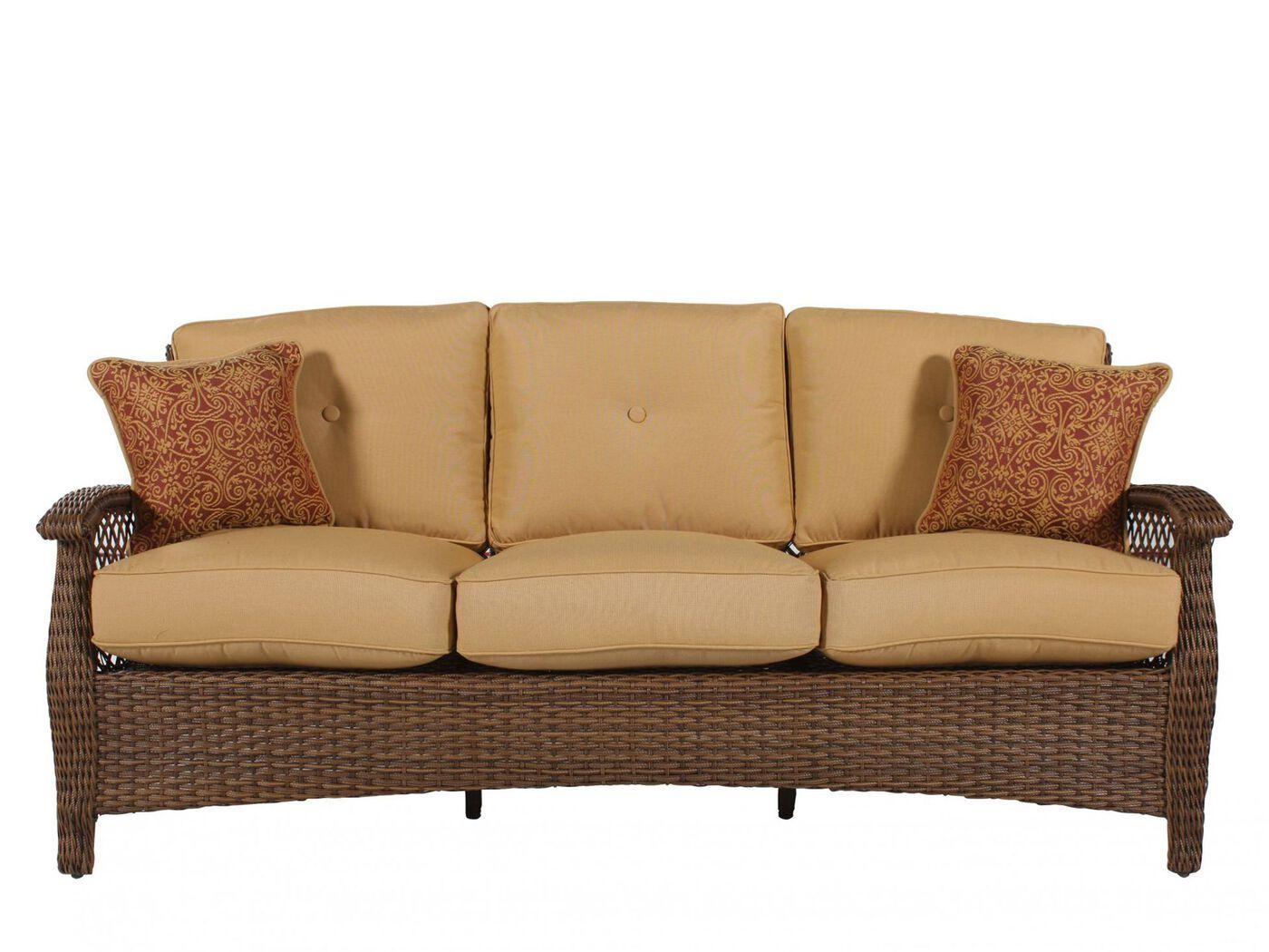 Mathis Brothers Patio Furniture agio veranda patio sofa | mathis brothers furniture