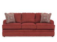 La-Z-Boy Diana Premier Supreme Comfort Crimson Queen Sleeper Sofa