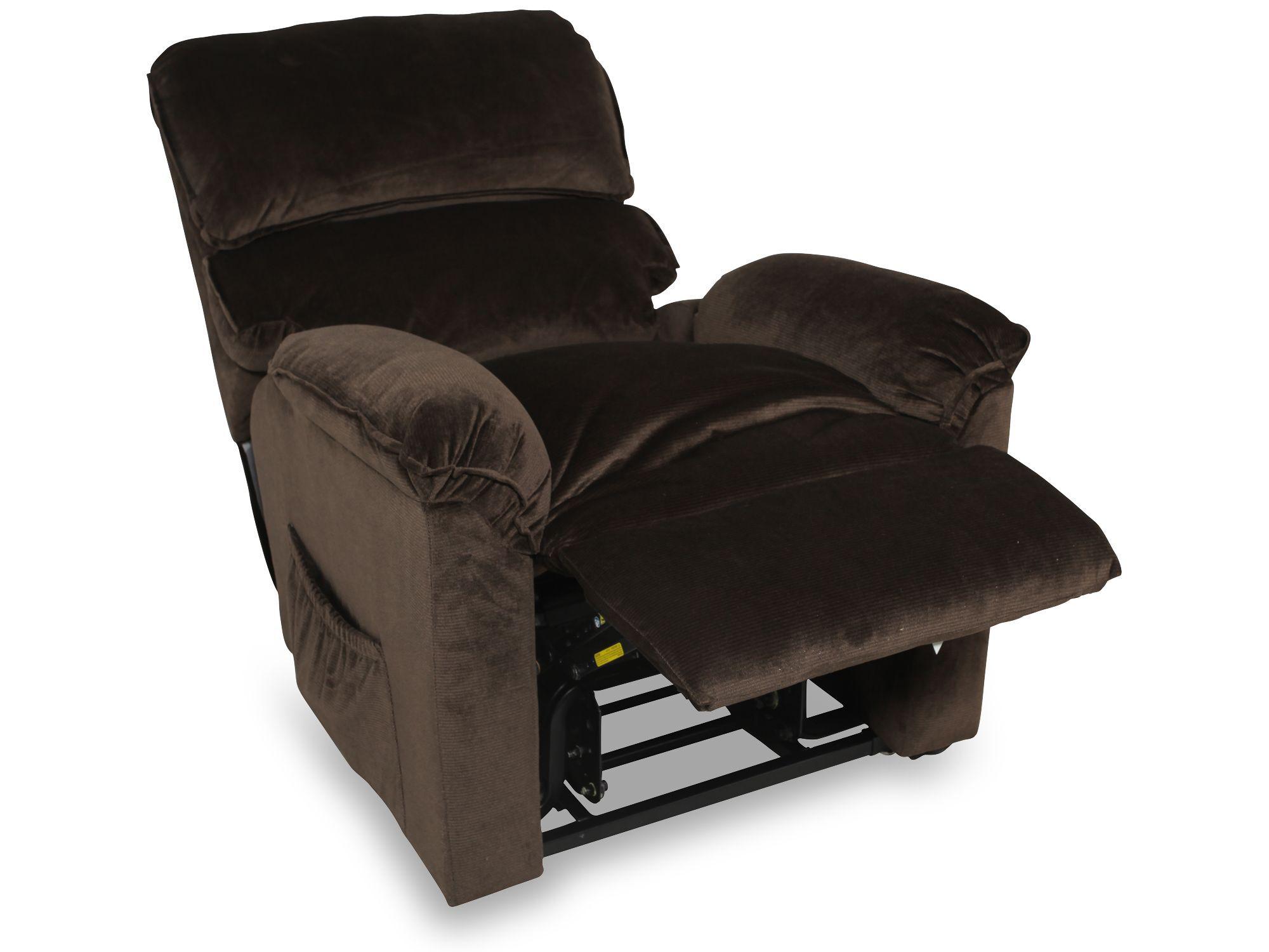 Casual 37u0026quot; Lift Chair Recliner ...
