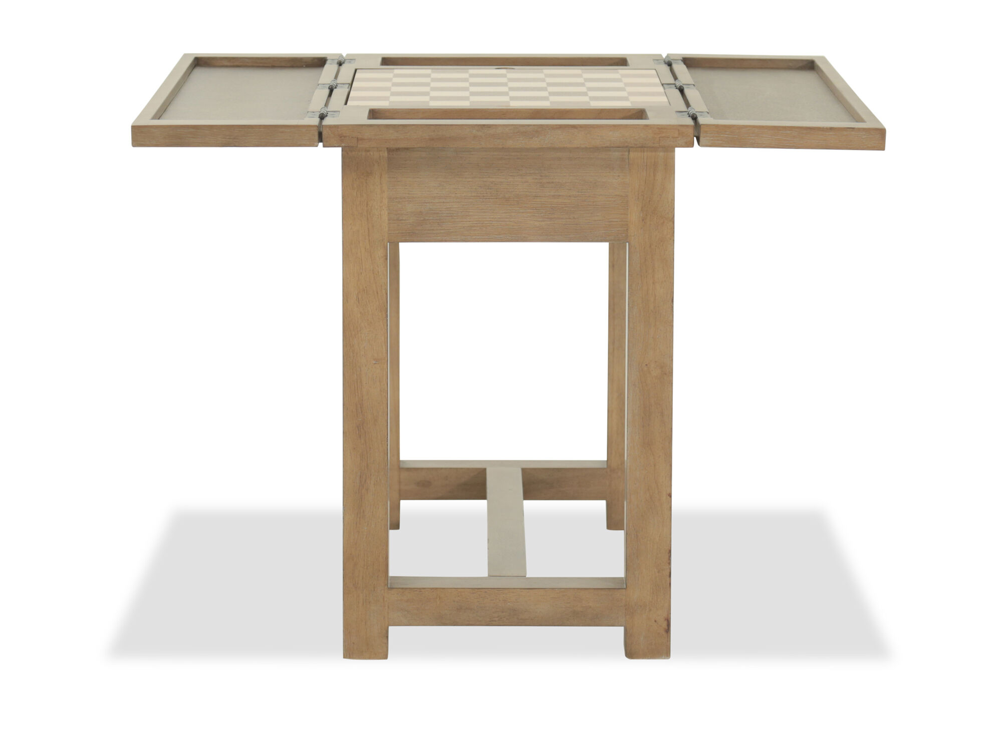 Images Mid Century Modern Rectangular Game Table In Light Brown Mid Century  Modern Rectangular Game Table In Light Brown