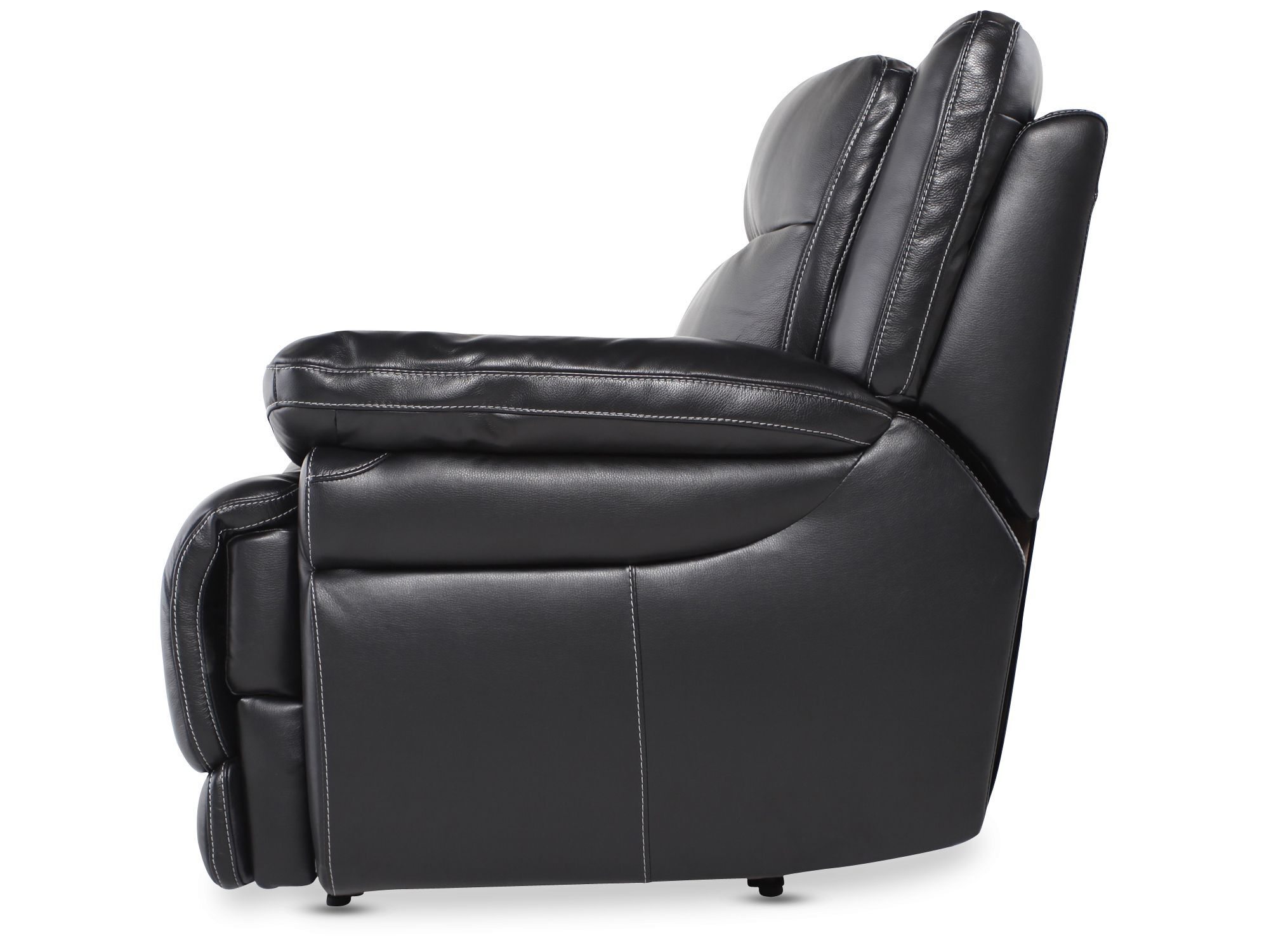 Simon Li Leather Shining Tips Midnight Power Recliner  sc 1 st  Mathis Brothers & Simon Li Leather Shining Tips Midnight Power Recliner | Mathis ... islam-shia.org