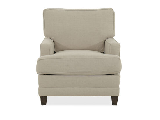 "Casual 32"" Chair in Beige"