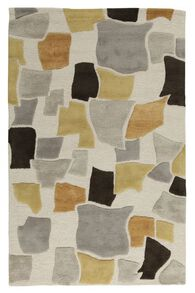 Lb Rugs|Tqr-166|Hand Tufted Wool/viscose 5' X 8'|Rugs