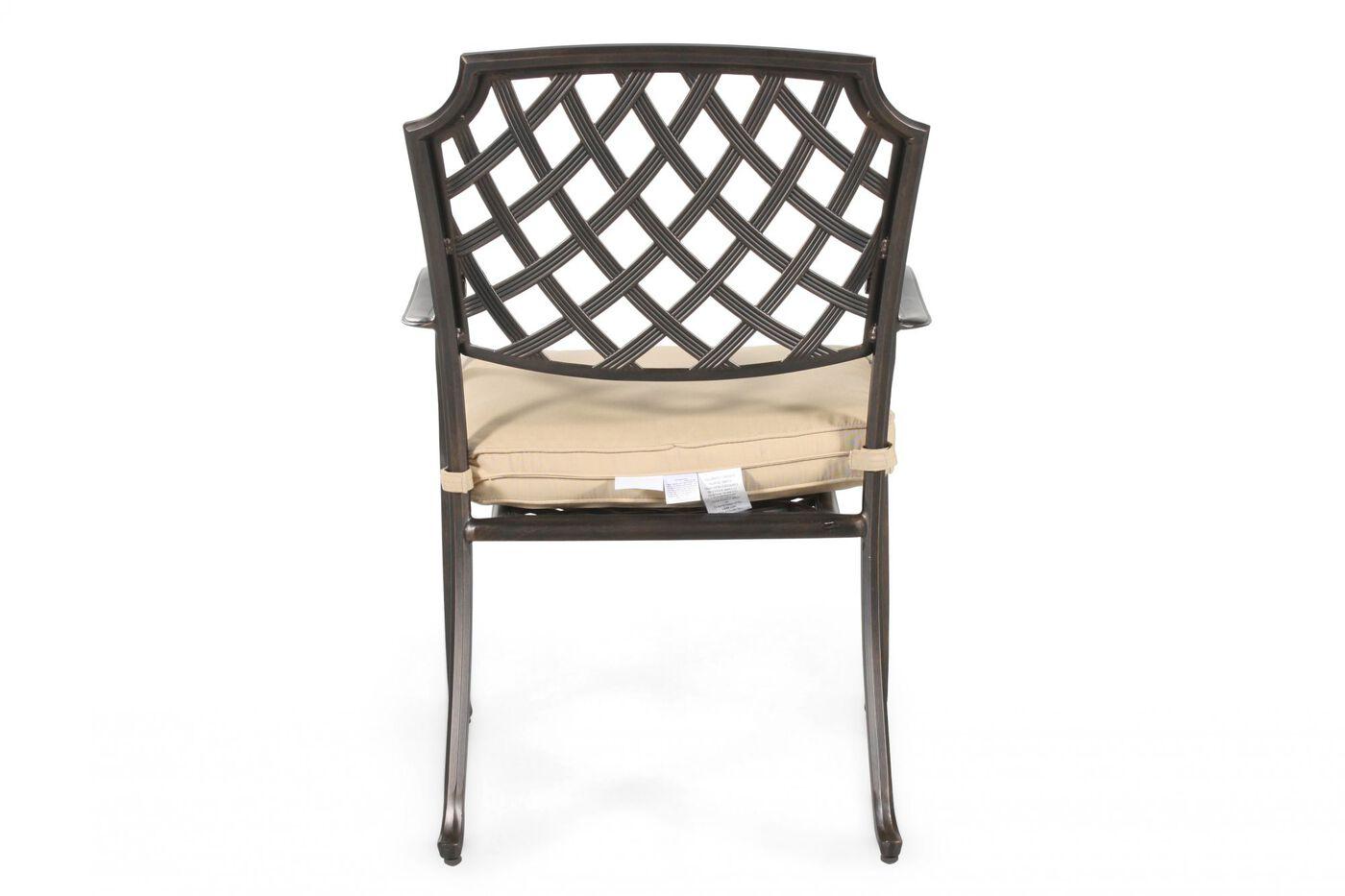 Mathis Brothers Patio Furniture agio heritage select patio dining chair | mathis brothers furniture