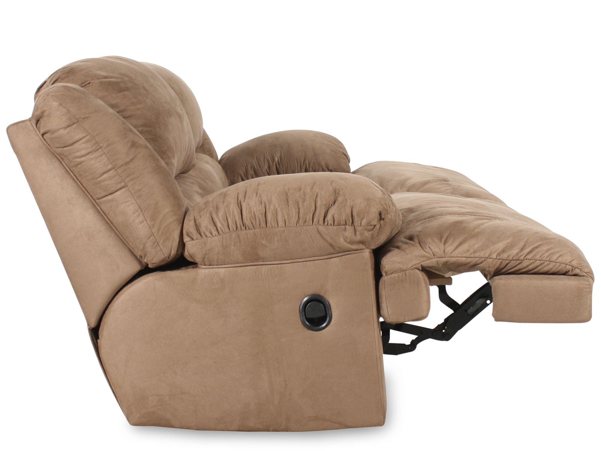 Ashley Hogan Mocha Two-Seat Reclining Sofa  sc 1 st  Mathis Brothers & Ashley Hogan Mocha Two-Seat Reclining Sofa | Mathis Brothers Furniture islam-shia.org