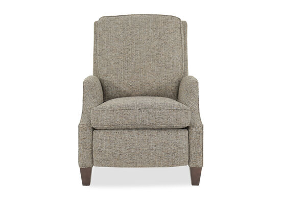 "Traditional 30.5"" Recliner in Gray"