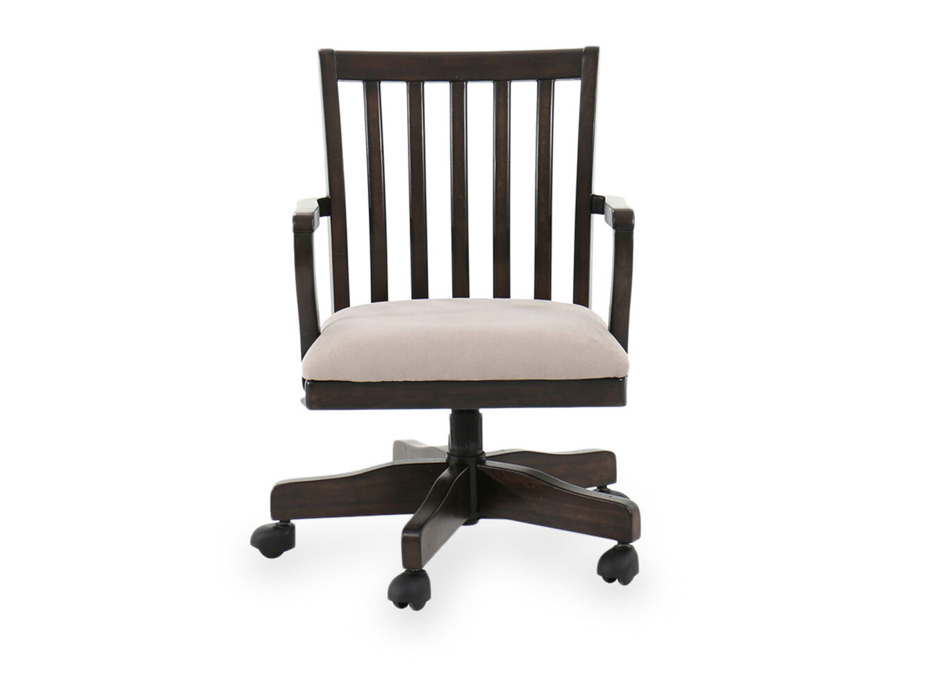 Ashley Townser Home Office Swivel Desk Chair | Mathis Brothers ...