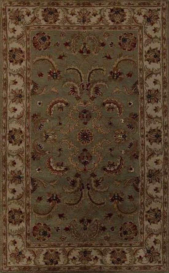 "Lb Rugs|2006 (pr)|Hand Tufted Wool 3'-6"" X 5'-6""