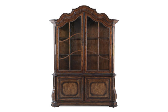 A.R.T. Furniture Continental Display China Cabinet