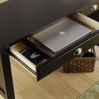 MB Home Malibu Jamocha Wood Desk