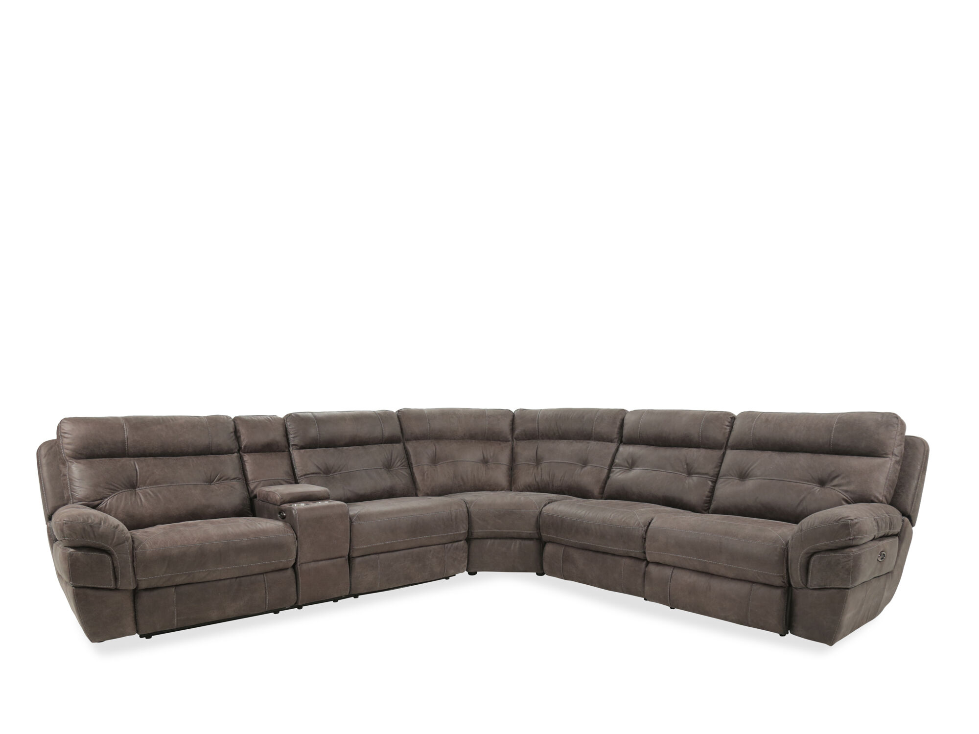 Verona Outback Morro Sectional  sc 1 st  Mathis Brothers : verona sectional - Sectionals, Sofas & Couches