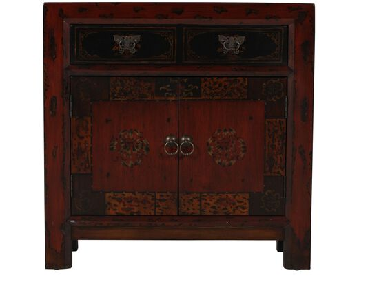 36'' One-Drawer Traditional Chest