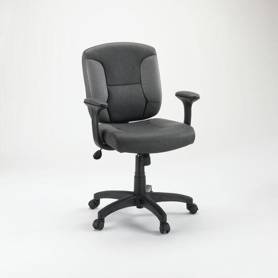 Swivel Tilt Task Chairin Gray