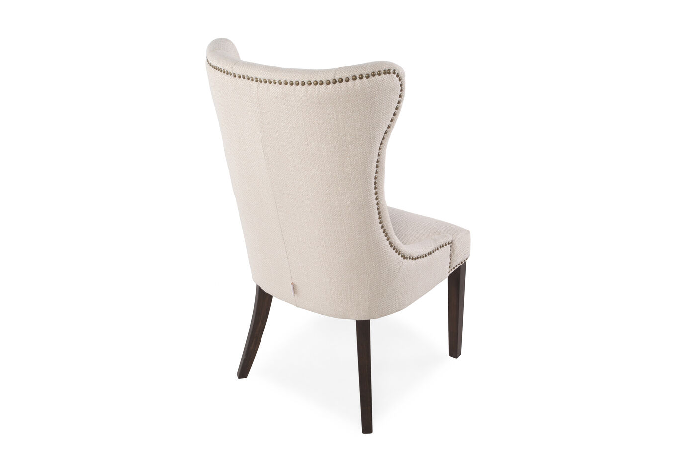 tufted back dining chair. Button-Tufted Back 23\u0026quot; Dining Chair\u0026nbsp Tufted Chair B