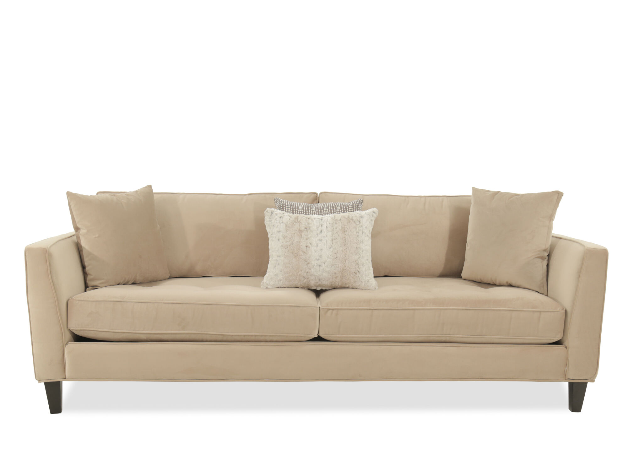 Jonathan Louis Calista Estate Beige Sofa Mathis Brothers Furniture  sc 1 st  Rooms : jonathan louis burton sectional - Sectionals, Sofas & Couches